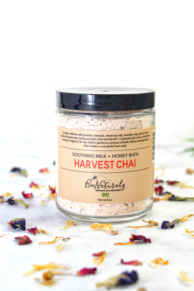 Oat + Honey Bath Milk - Harvest Chai