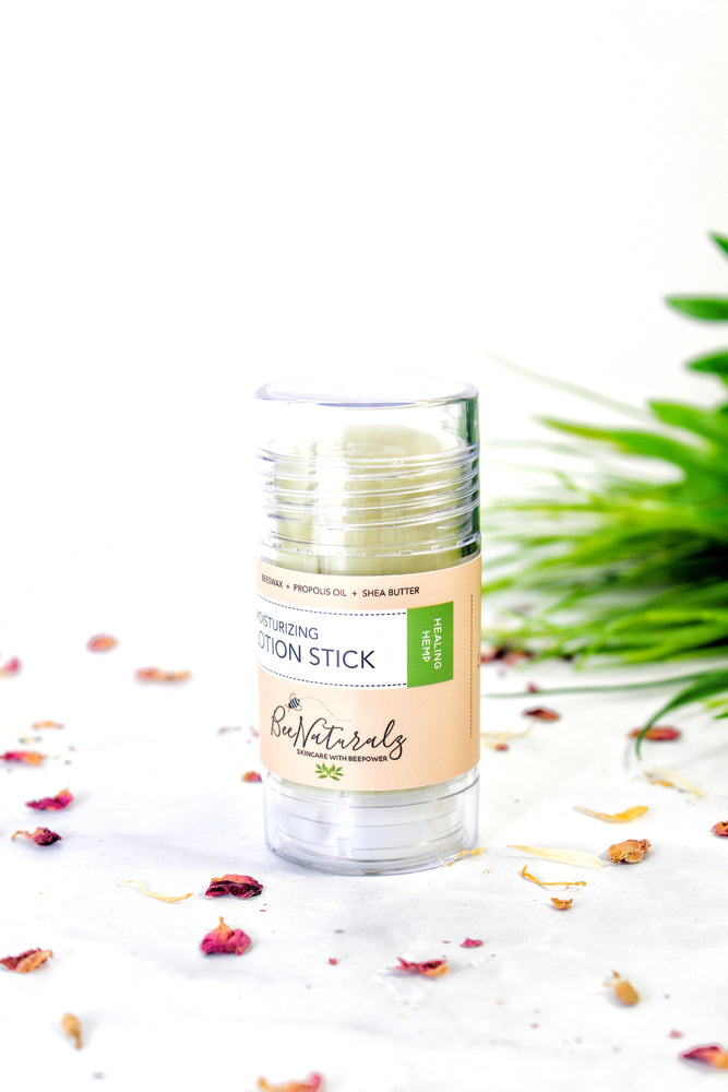 Moisturizing Lotion Stick - Healing Hemp