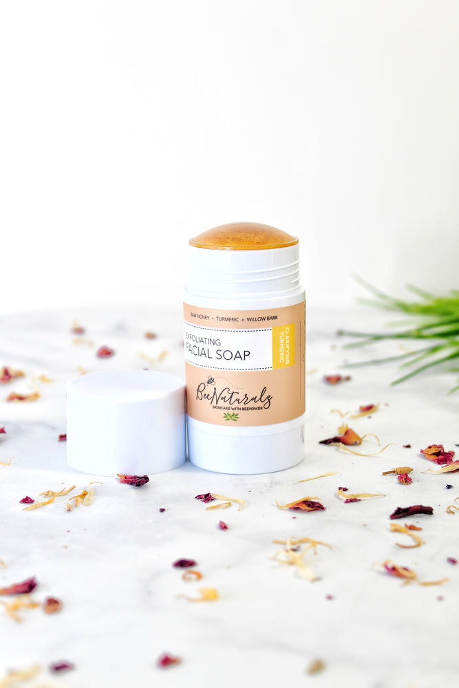 Face Cleansing Stick - Clarifying Turmeric