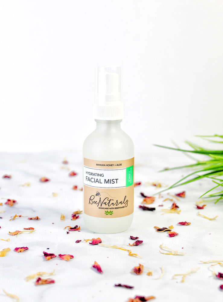 Hydrating Facial Mist - Cucumber + Apple