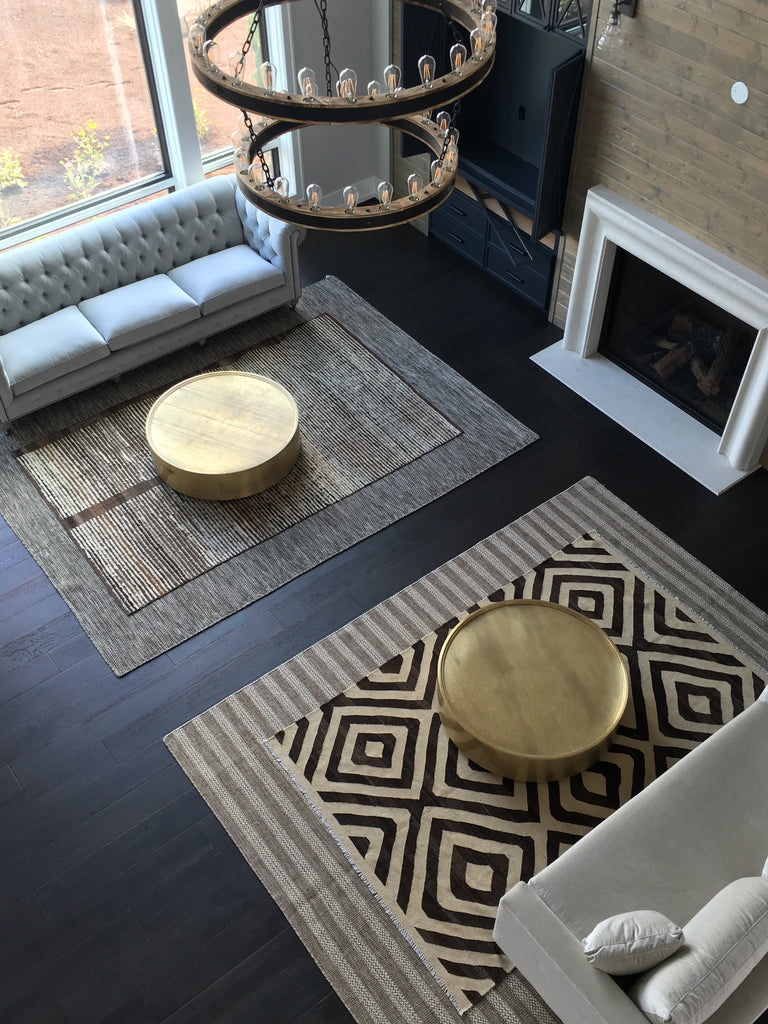 Interior Design By Jenny Baines Interiors Layered Rugs From Our Textures CollectionSaveSave
