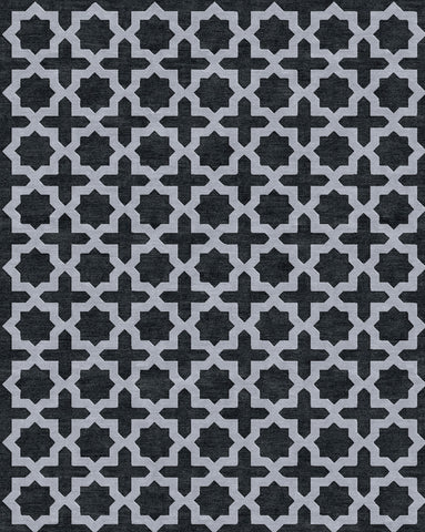 Moroccan: Tile Midnight