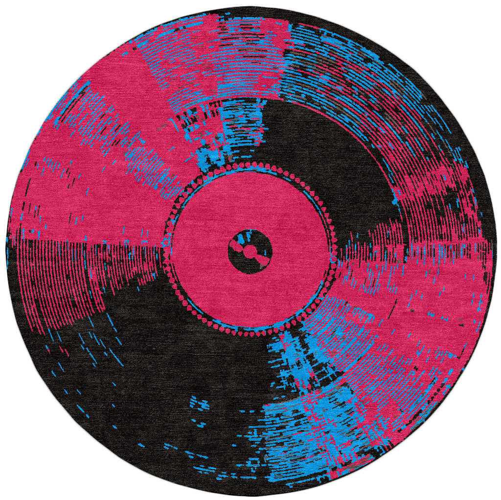 Pop Art: Vinyl Cotton Candy