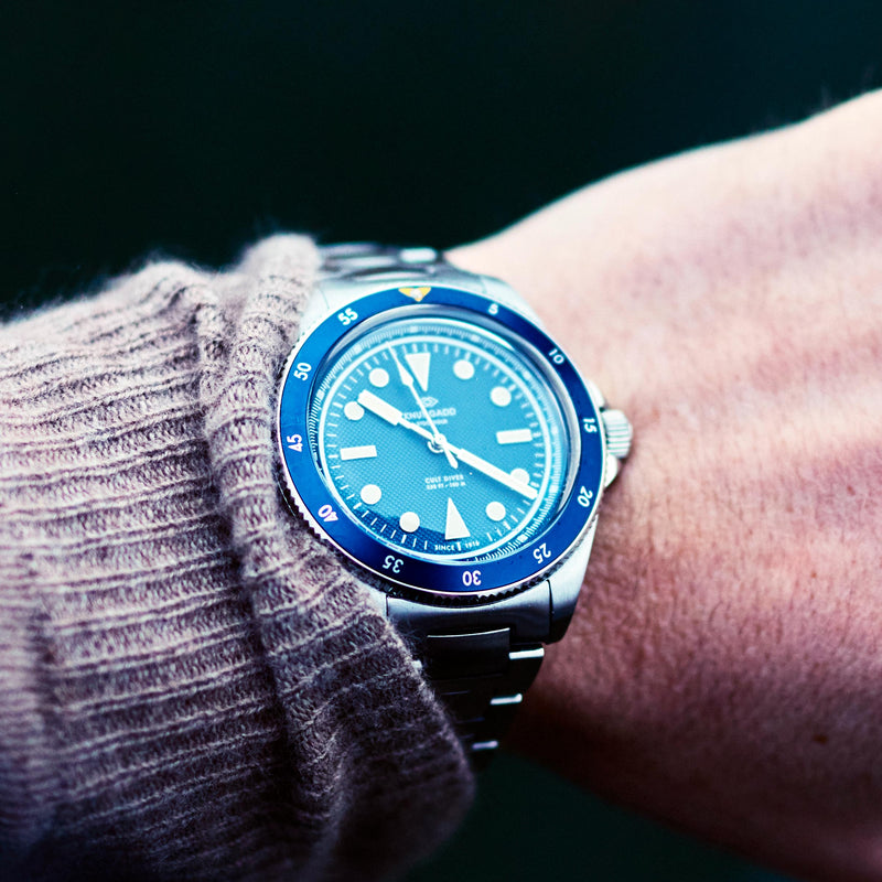 Cult Diver Deep Blue