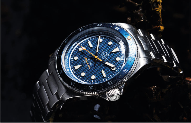 Arctic Circle Cult diver blue