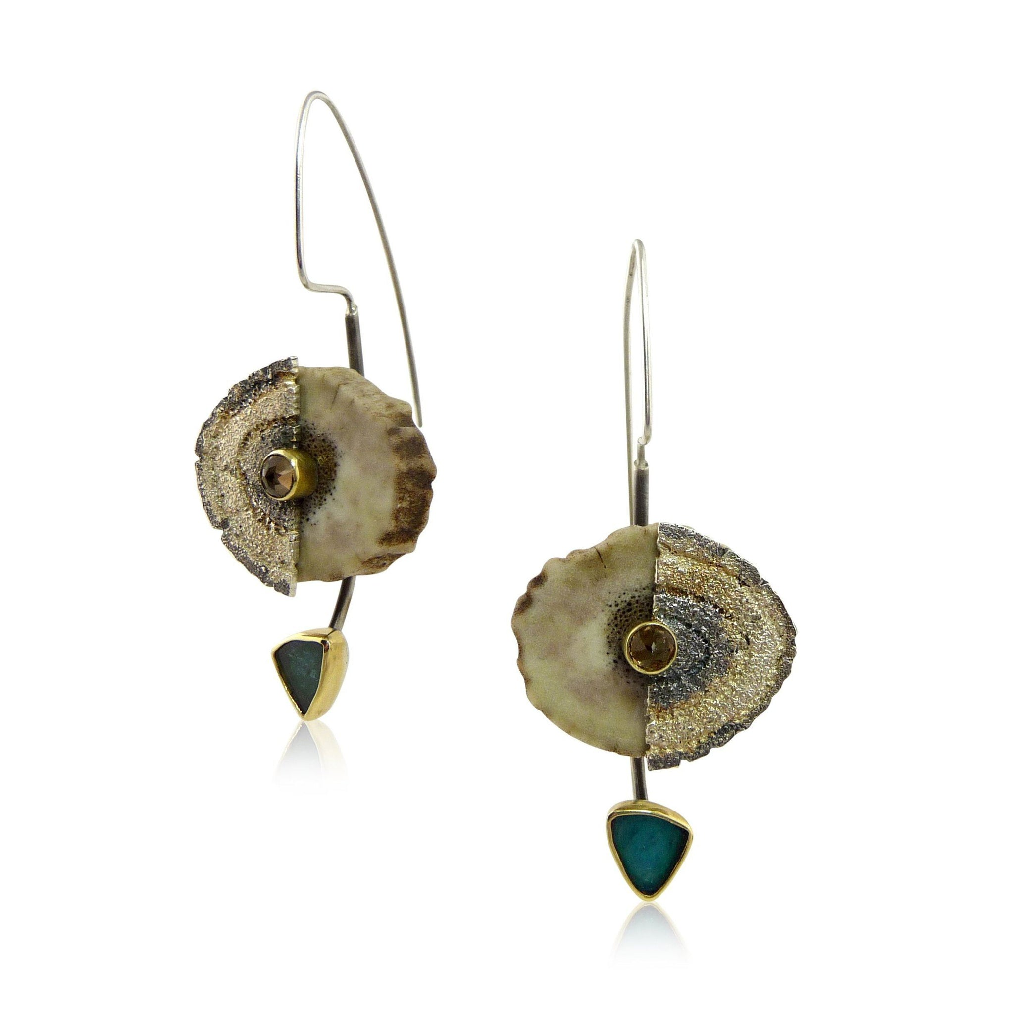 74a7062c8 Antler Earrings - jenny reeves