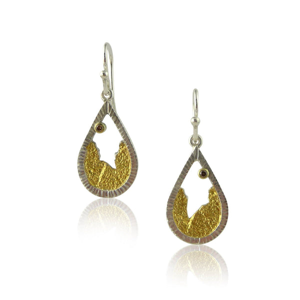 Terra Droplet Earring - Bright
