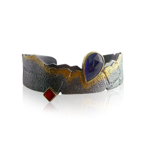 Sierra Night Cuff with Iolite