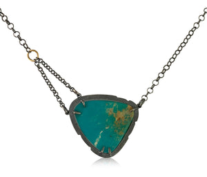 Turquoise Sequoia Necklace