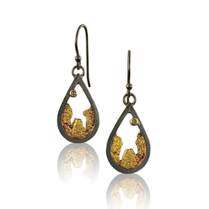 Terra Droplet Earring - OX
