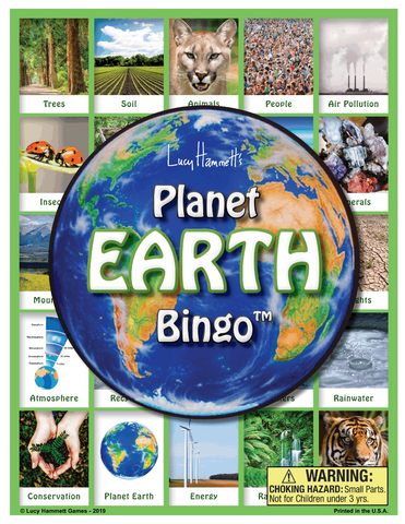 Earth Bingo