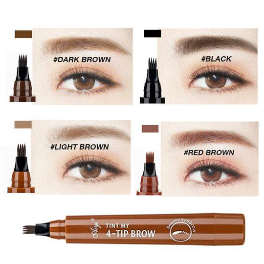 Jack+Jillian™ Waterproof Microblading Eyebrow Pen