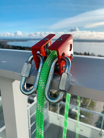 ISC EDGE ROLLER ROPE PROTECTION