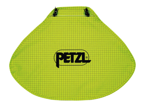 High-visibility nape protector for VERTEX and STRATO helmets - Petzl - Coast Ropes and Rescue - Canada