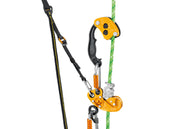 CHICANE auxillary brake for mechanical Prusik on single ropes - Petzl - Coast Ropes and Rescue - Canada