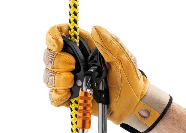 Petzl - MICROFLIP - Canada  - Coast Ropes and Rescue