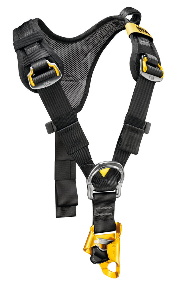 TOP CROLL - Petzl - Coast Ropes and Rescue - Canada