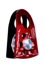 "2"" Swiftwater Pulley, Red"