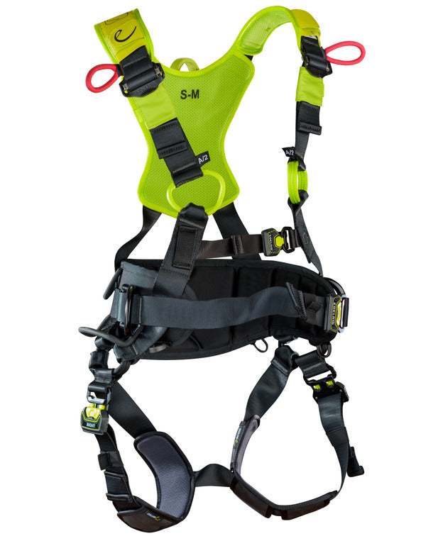 Flex Pro Fall Arrest Harness - Edelrid - Coast Ropes and Rescue - Canada