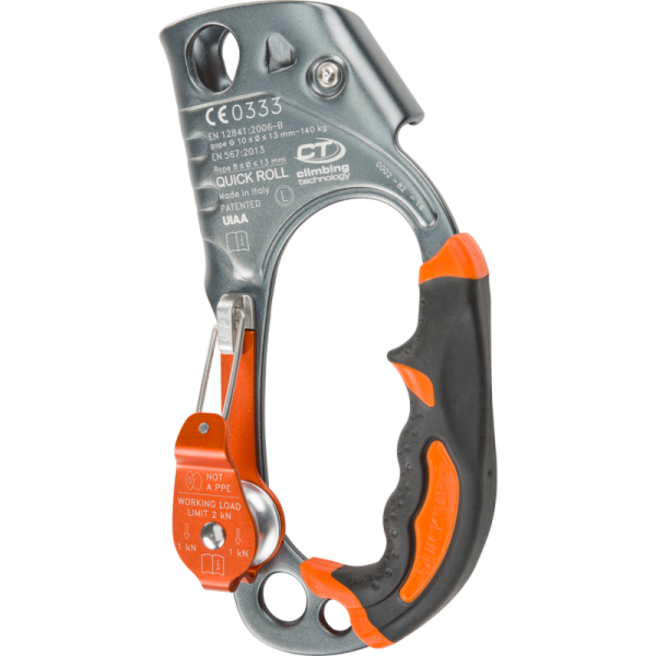 Climbing Technology QUICK ROLL - PMI - Coast Ropes and Rescue - Canada