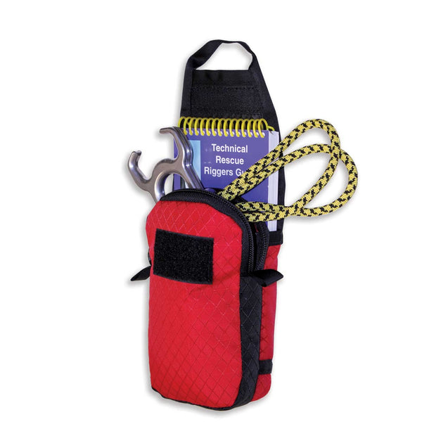Conterra - Rescuers Pouch - Red - Canada  - Coast Ropes and Rescue
