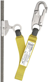 Pensafe Inc. - Rope grab with integrated 30 inch lanyard - Canada  - Coast Ropes and Rescue