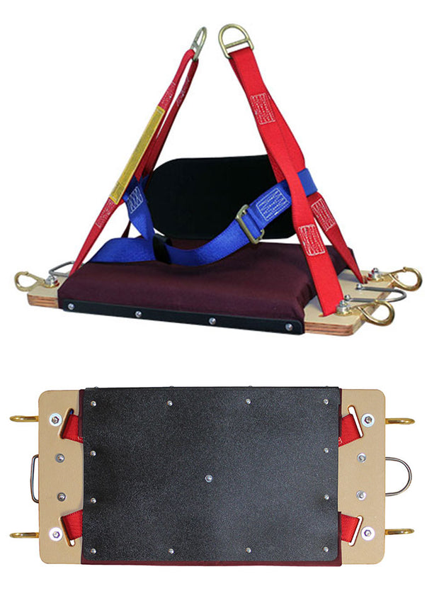 MIO Bosun's Chair - MIO Mechanical - Coast Ropes and Rescue - Canada