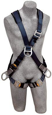 3M™ DBI-SALA® ExoFit™ Cross-Over Style Positioning Climbing Harness