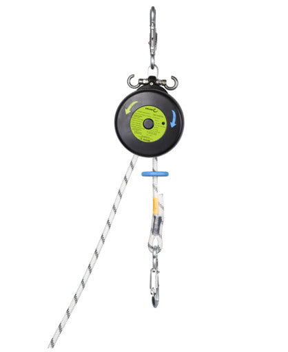Safe Descent Evacuation Device, 30M - Coast Ropes and Rescue