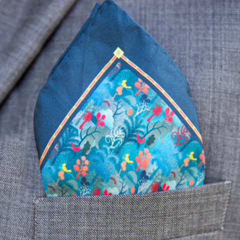 Sasquatch Pocket Square