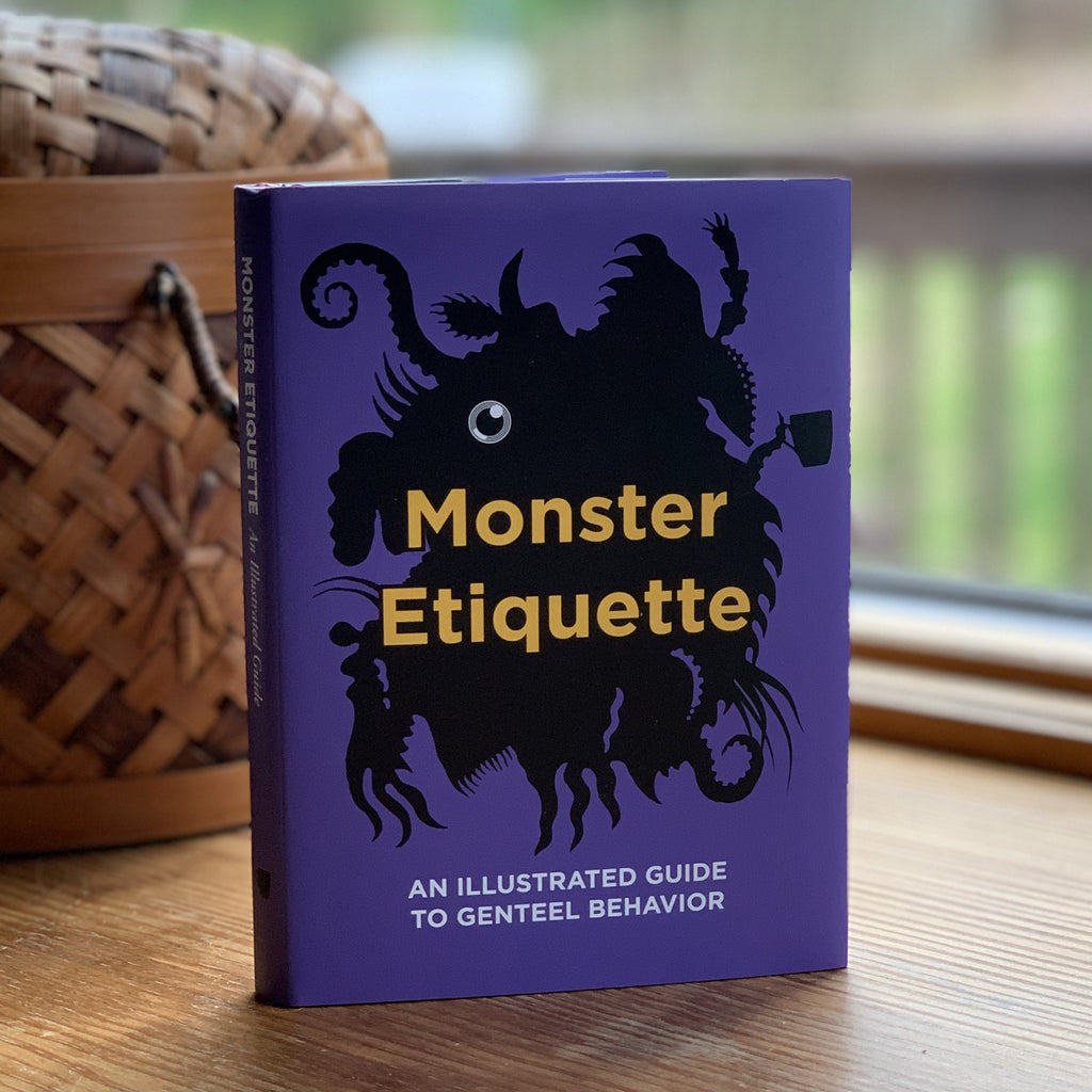 Monster Etiquette Book