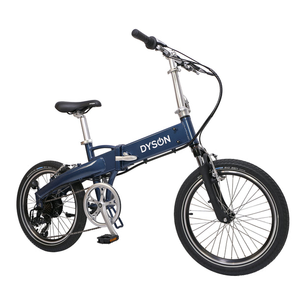 2021 Dyson Adventure Folding 20-Inch Electric Bike