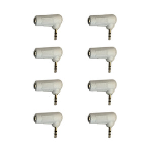 3.5 mm to 2.5 mm adapters for GEN 2 50A sensors - Set of 8