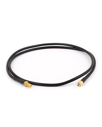 2.5 Foot RP-SMA Coaxial WiFi Cable
