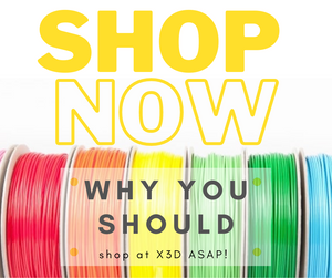 7 Reasons Why You Should Shop at X3D