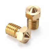 E3D Brass Nozzle - 2 Pieces