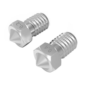 E3D Stainless Steel Nozzle - 2 Pieces