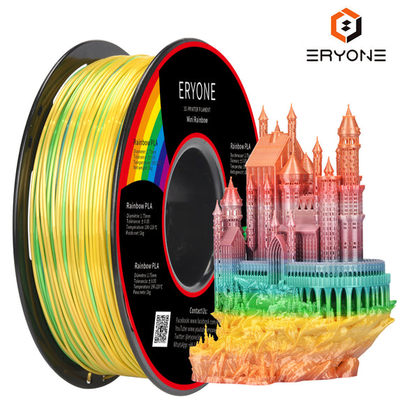 Mini Rainbow PLA 1.75mm