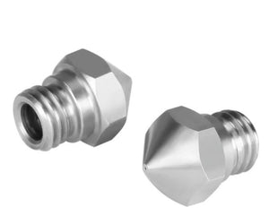 MK1O Stainless Steel Nozzle - 2 Pieces