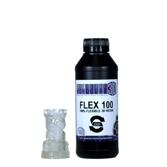 Monocure Rapid Flex100 - Clear