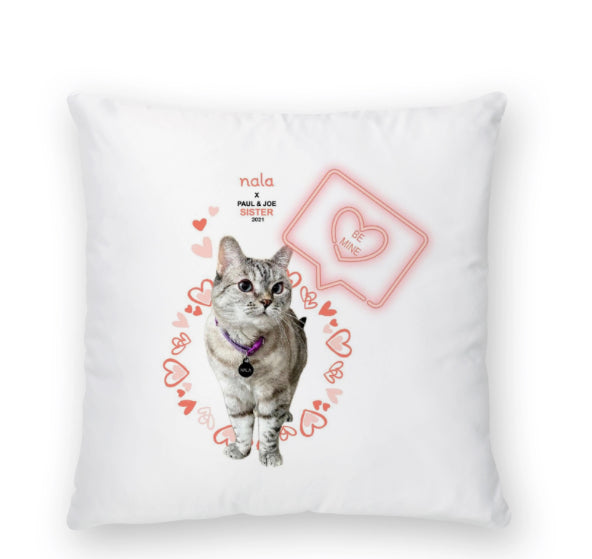 NALA PILLOW CASE LIMITED EDITION BE MINE