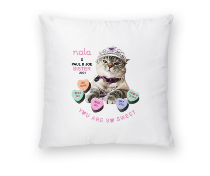 NALA PILLOW CASE LIMITED EDITION YOU ARE SO SWEET