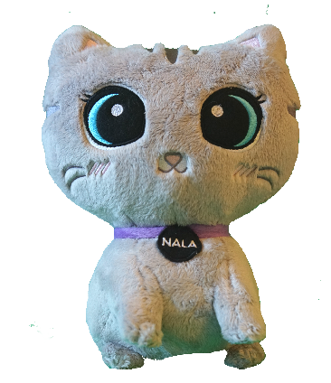 Nala Cat Plush Toy
