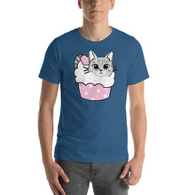 Load image into Gallery viewer, Cupcake Short-Sleeve Unisex T-Shirt