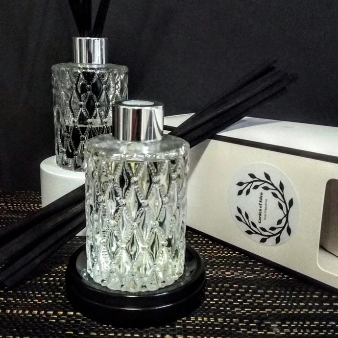 Artisan Reed Diffuser Glass Bottle, 180ml - Highly Scented Fragrance