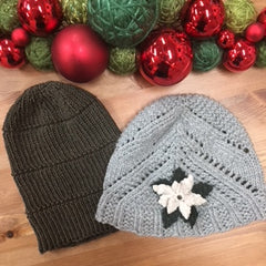 giftmas #2 his and hers hats