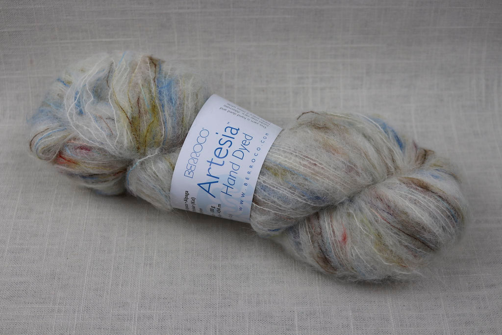 berroco artesia hand dyed 4801 morning glory