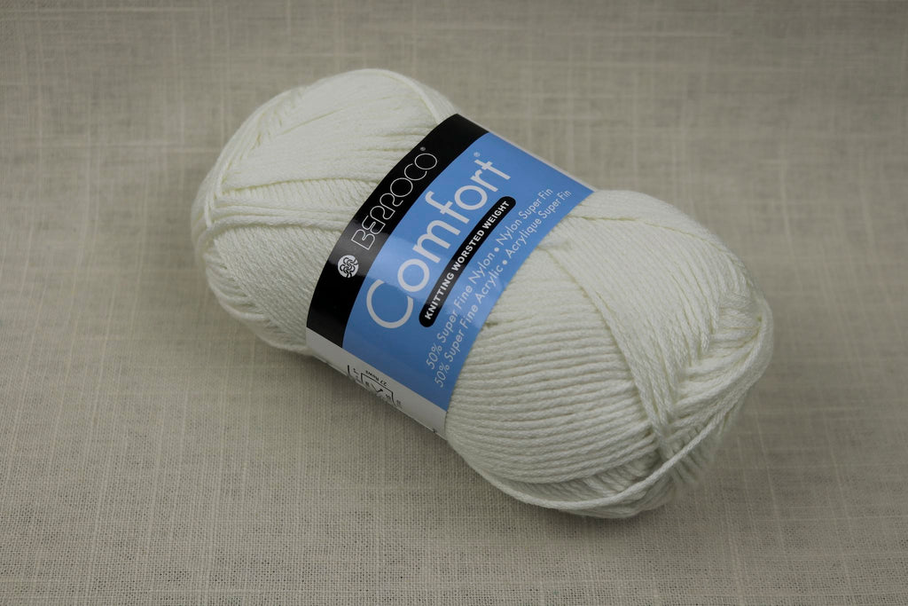berroco comfort worsted 9702 pearl
