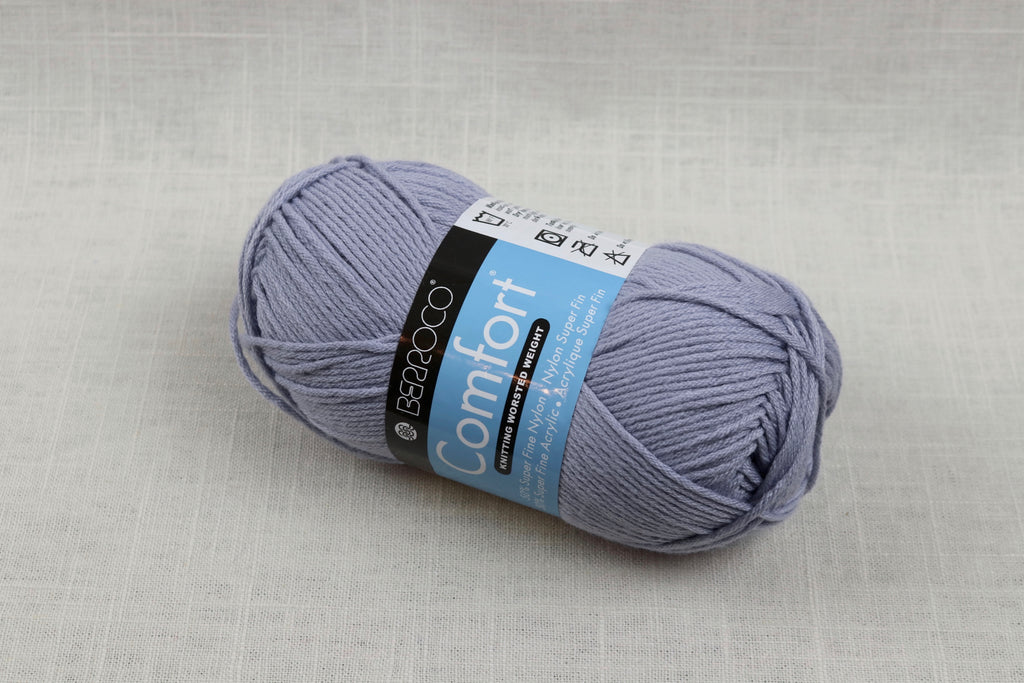 berroco comfort worsted 9715 lavender frost