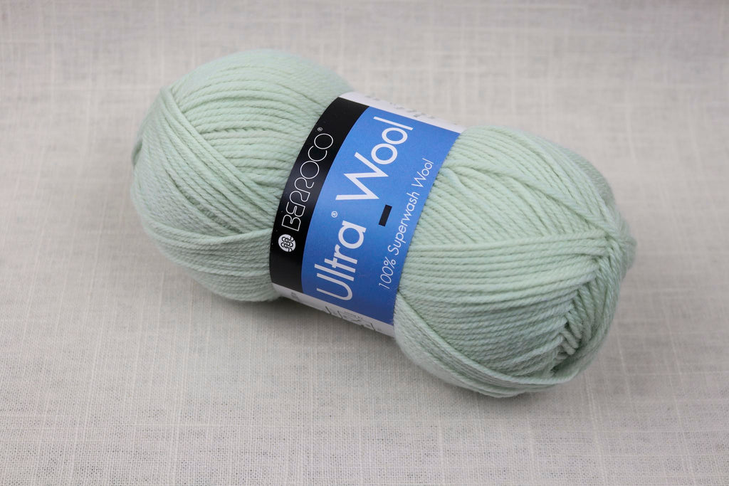 berroco ultra wool 3309 mint